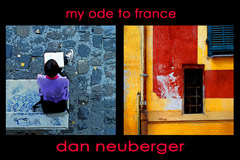 My Ode to France by Dan Neuberger