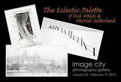 The Eclectic Palette by Dick Welch and Harriet Sutherland